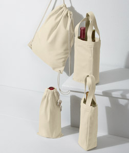 ULTRACLUB - U1725 Single-Bottle Wine Tote