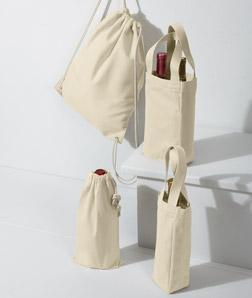 ULTRACLUB - U1725 Single-Bottle Wine Tote
