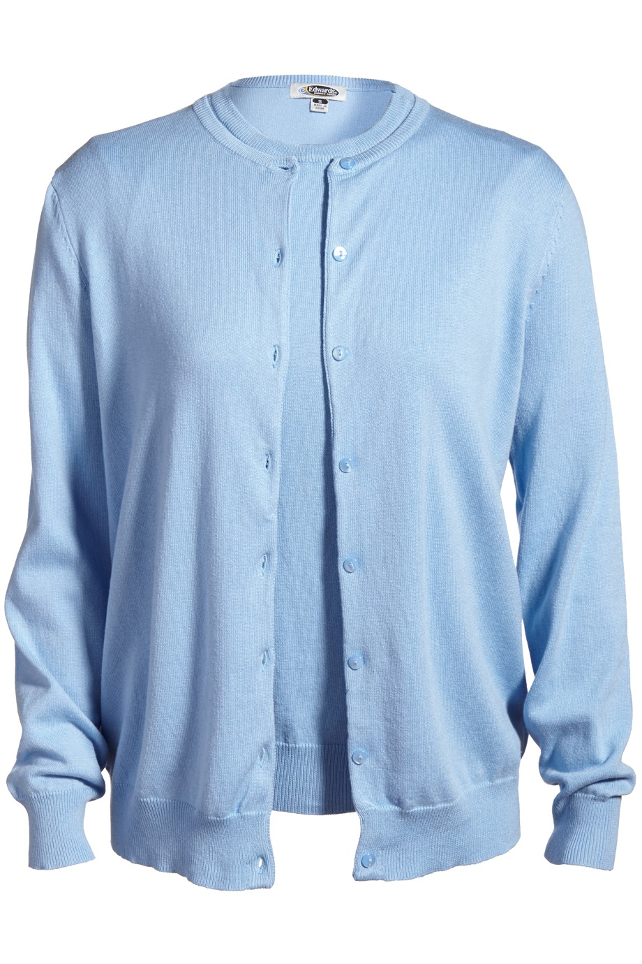Edwards Garment 038 - Women's Corporate Performance Twinset Jewel Neck