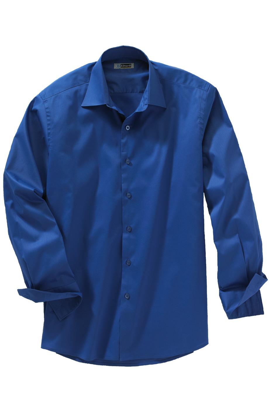 e08bb53c9 Edwards Garment 1033 - Spread Collar Dress Shirt $26.80 - Men's Woven Shirts