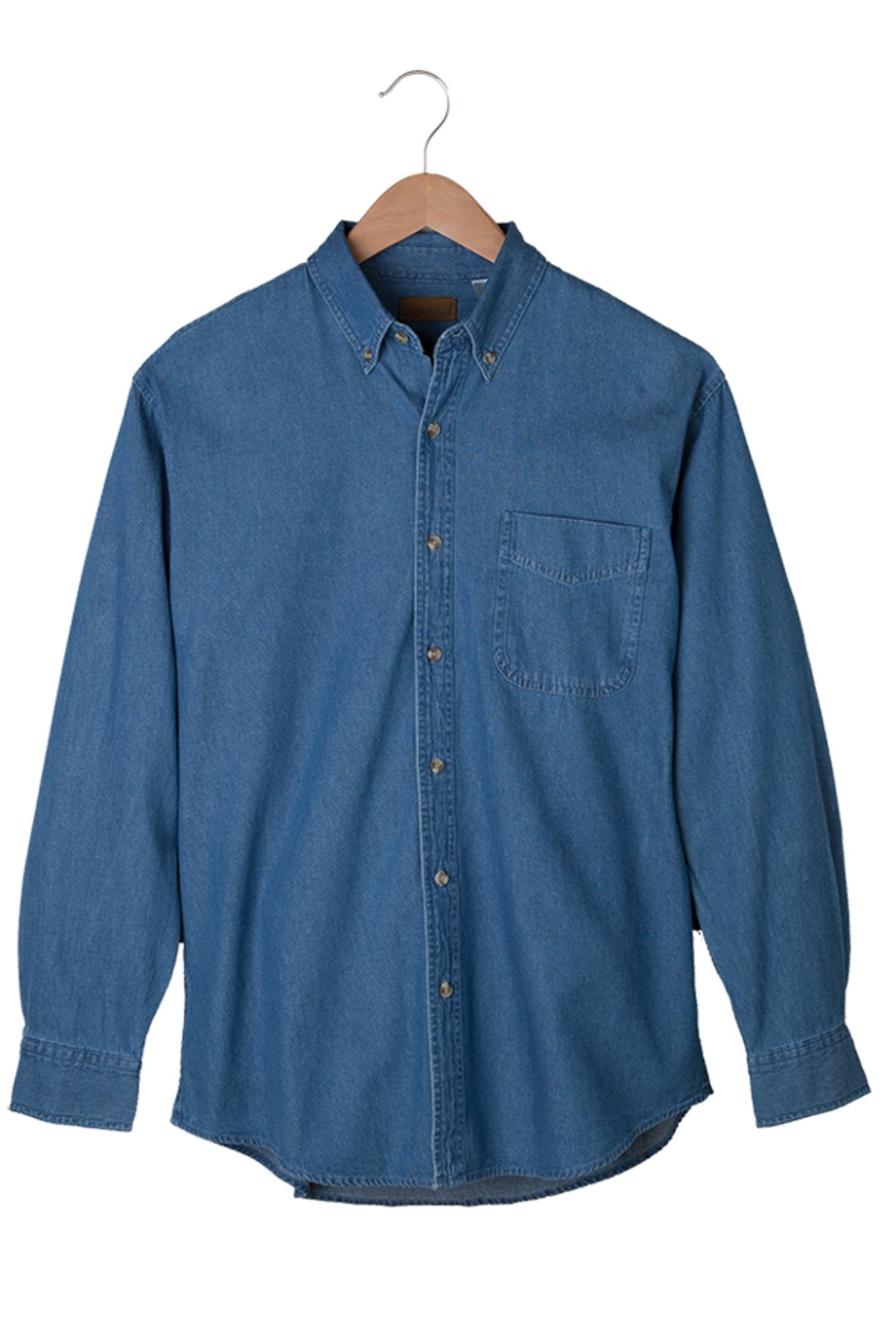 Edwards Garment 1093 - Men's Mid-Weight Long Sleeve ...