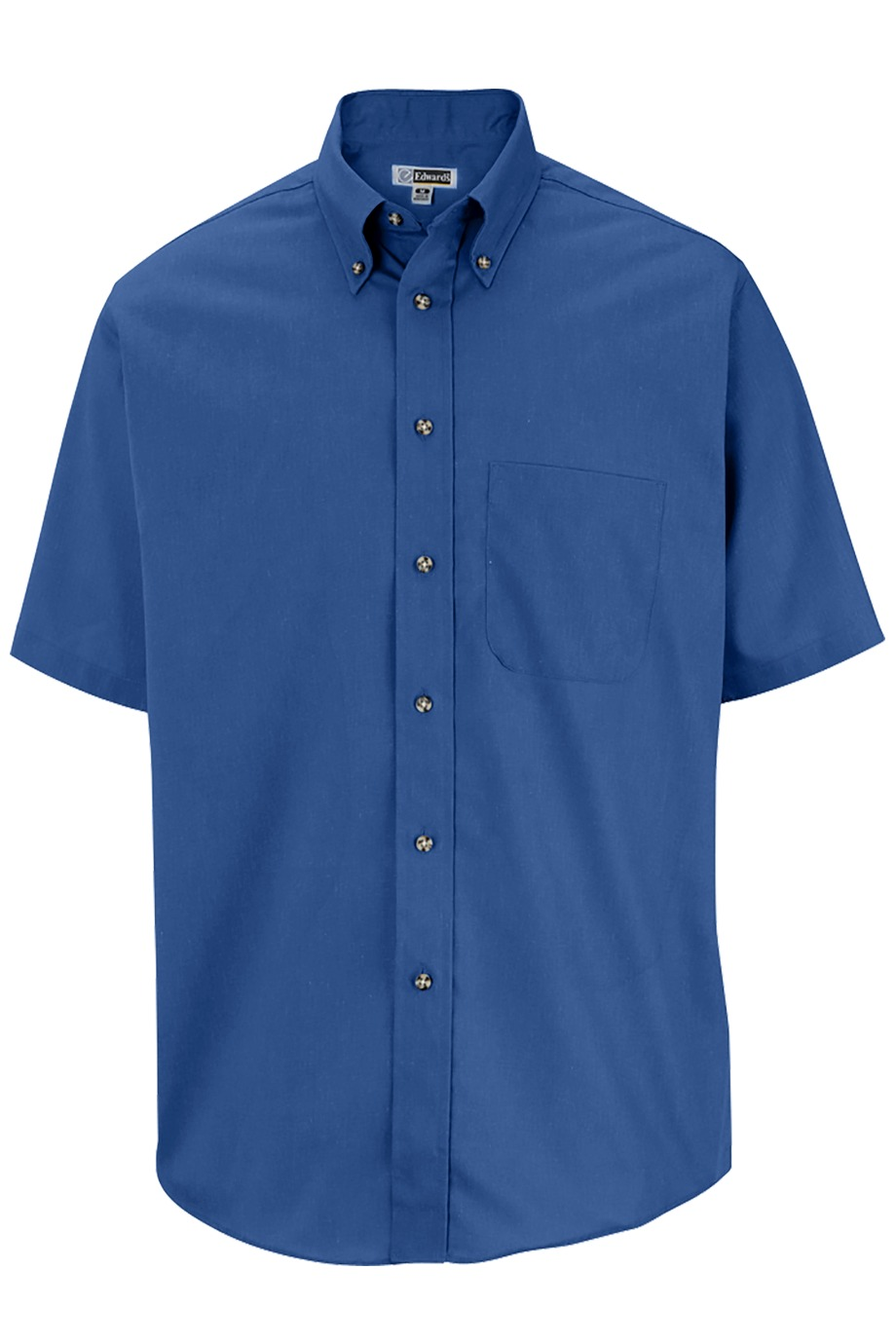 Edwards Garment 1230 - Men's Easy Care Short Sleeve ...