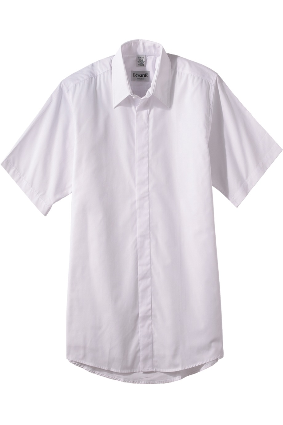 Edwards Garment 1240 - Men's Short Sleeve Cafe Shirt