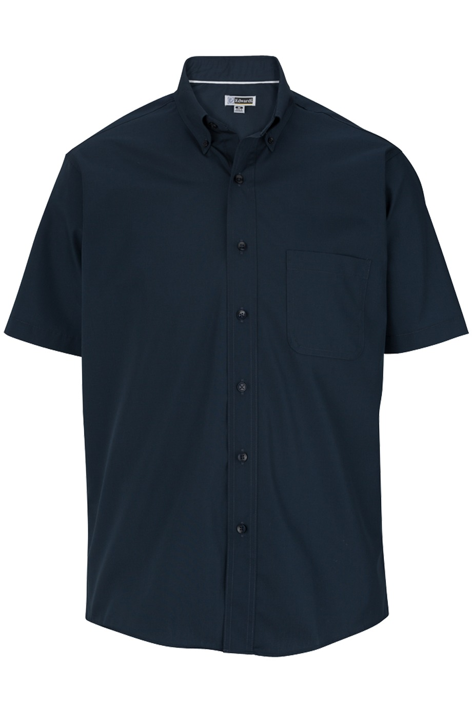 Edwards Garment 1245 - Men's Short Sleeve Soft Touch ...