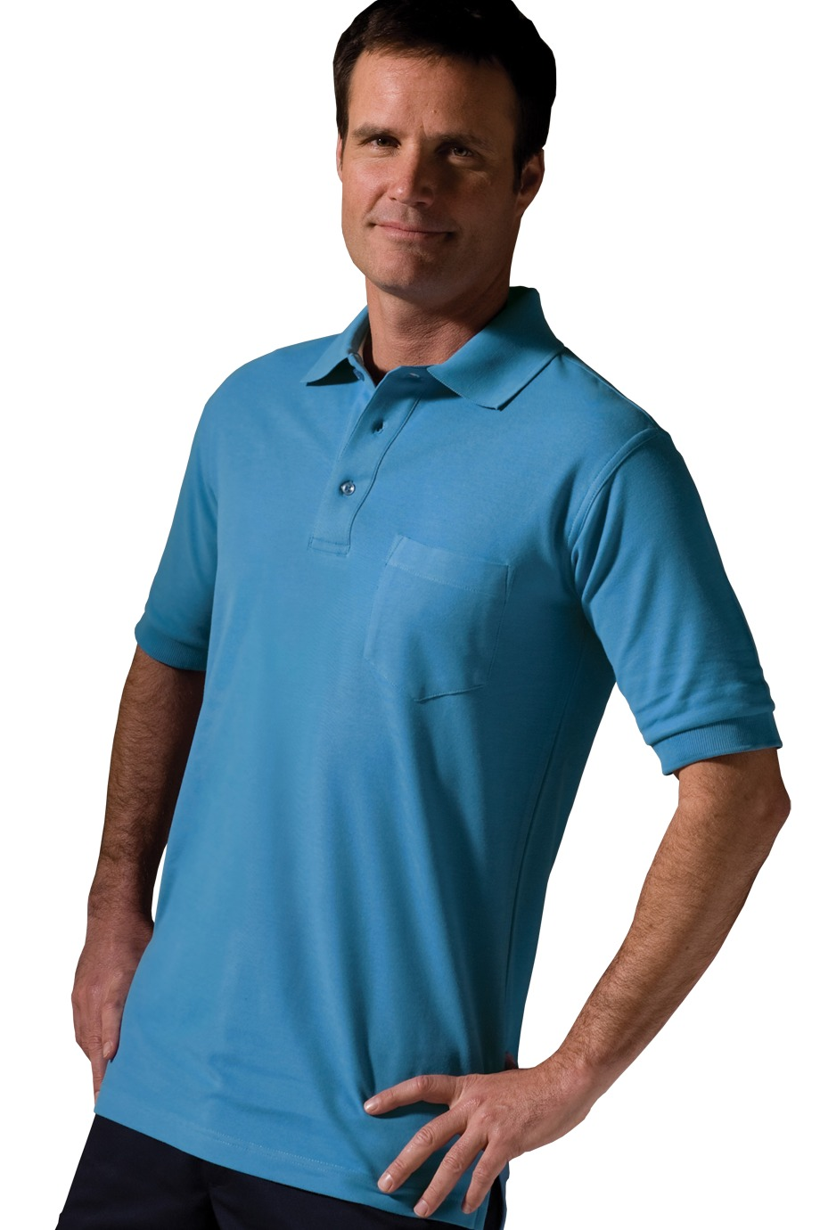 Edwards Garment 1505 - Soft Touch Short Sleeve Pique ...