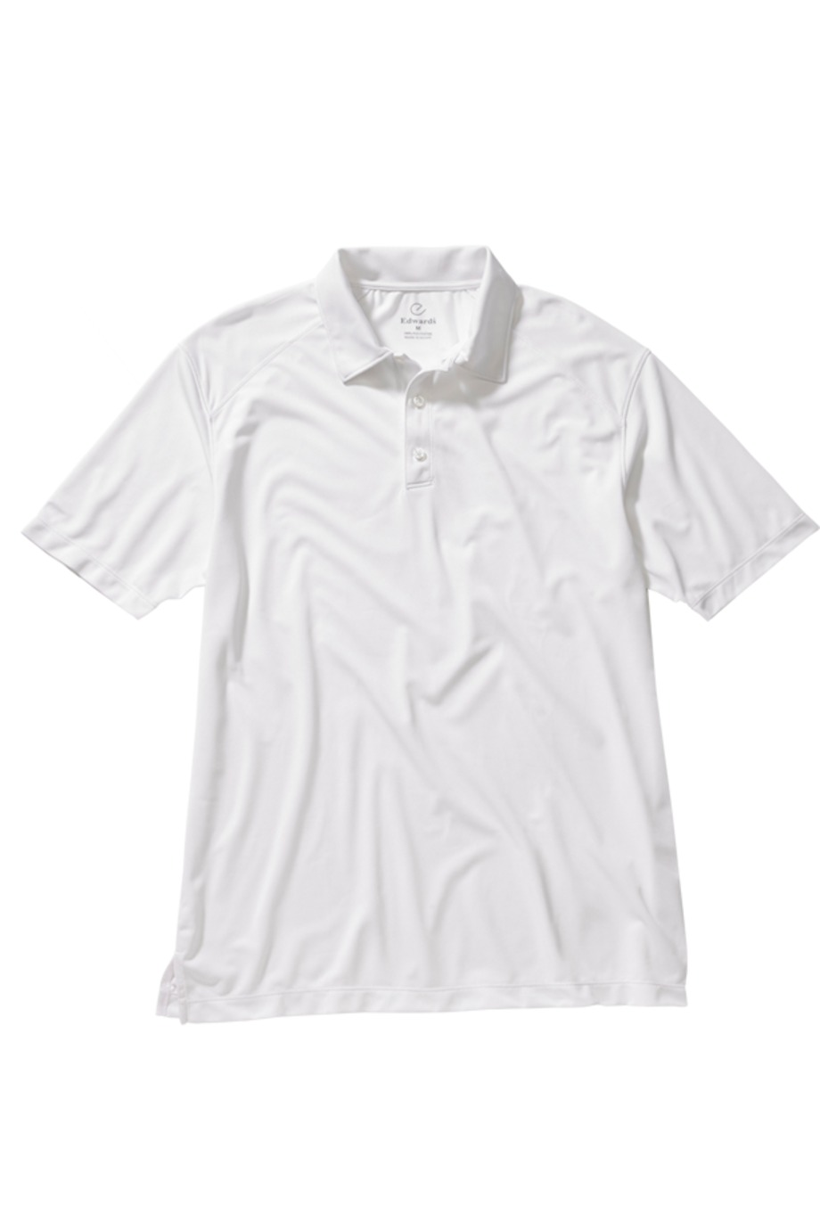 Edwards Garment 1516 - Men's Micro-Pique Polo With Self-...