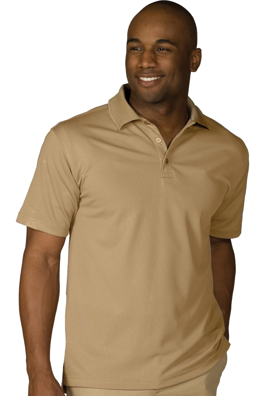Edwards Garment 1576 - Men's Dry-Mesh Hi-Performance Polo