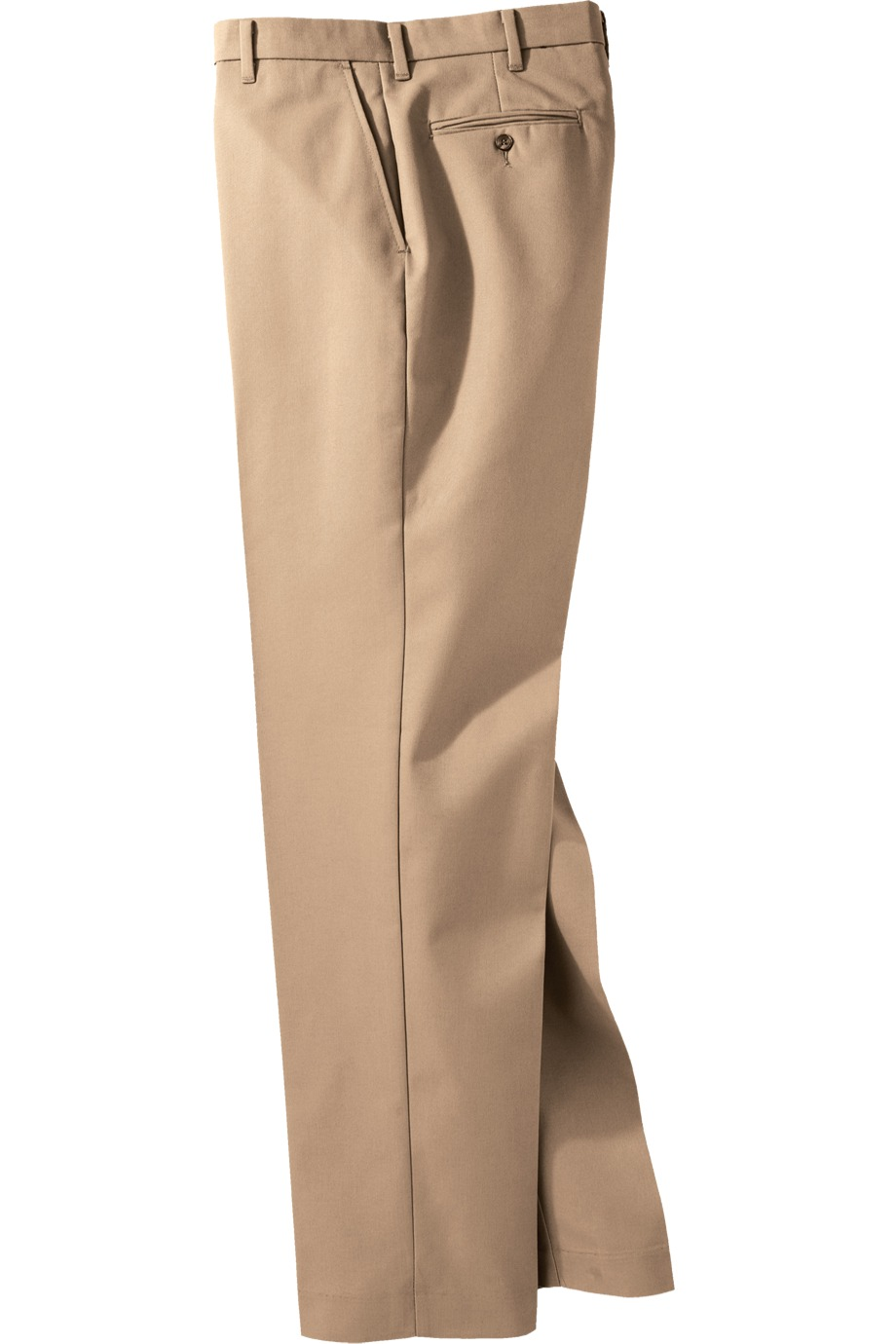 Edwards Garment 2510 - Men's Business Casual Flat Front Pant