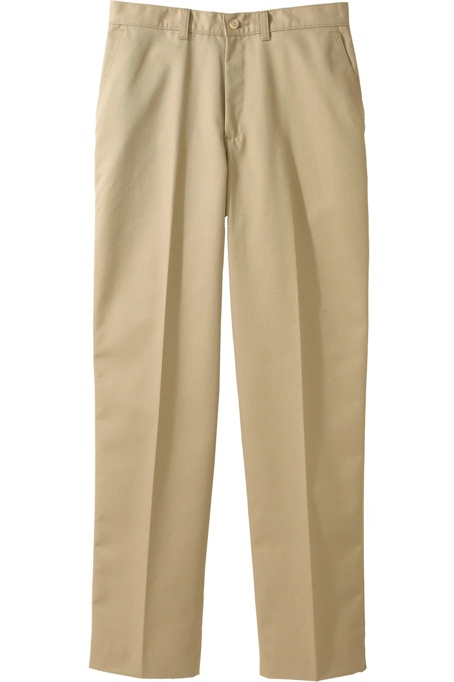 Edwards Garment 2570 - Men's Blended Chino Flat Front Pant