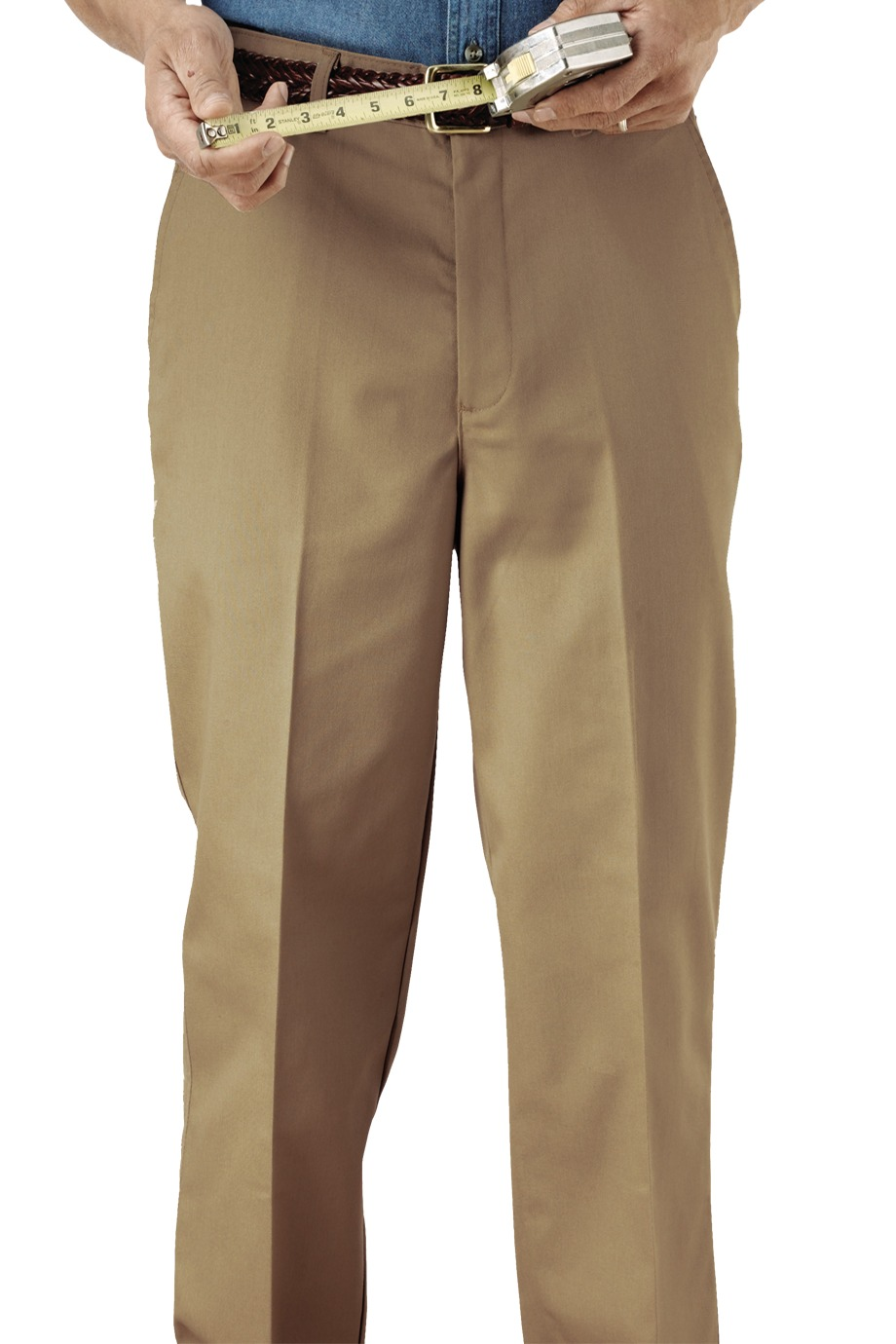 Edwards Garment 2577 Men S Utility Flat Front Pant 20