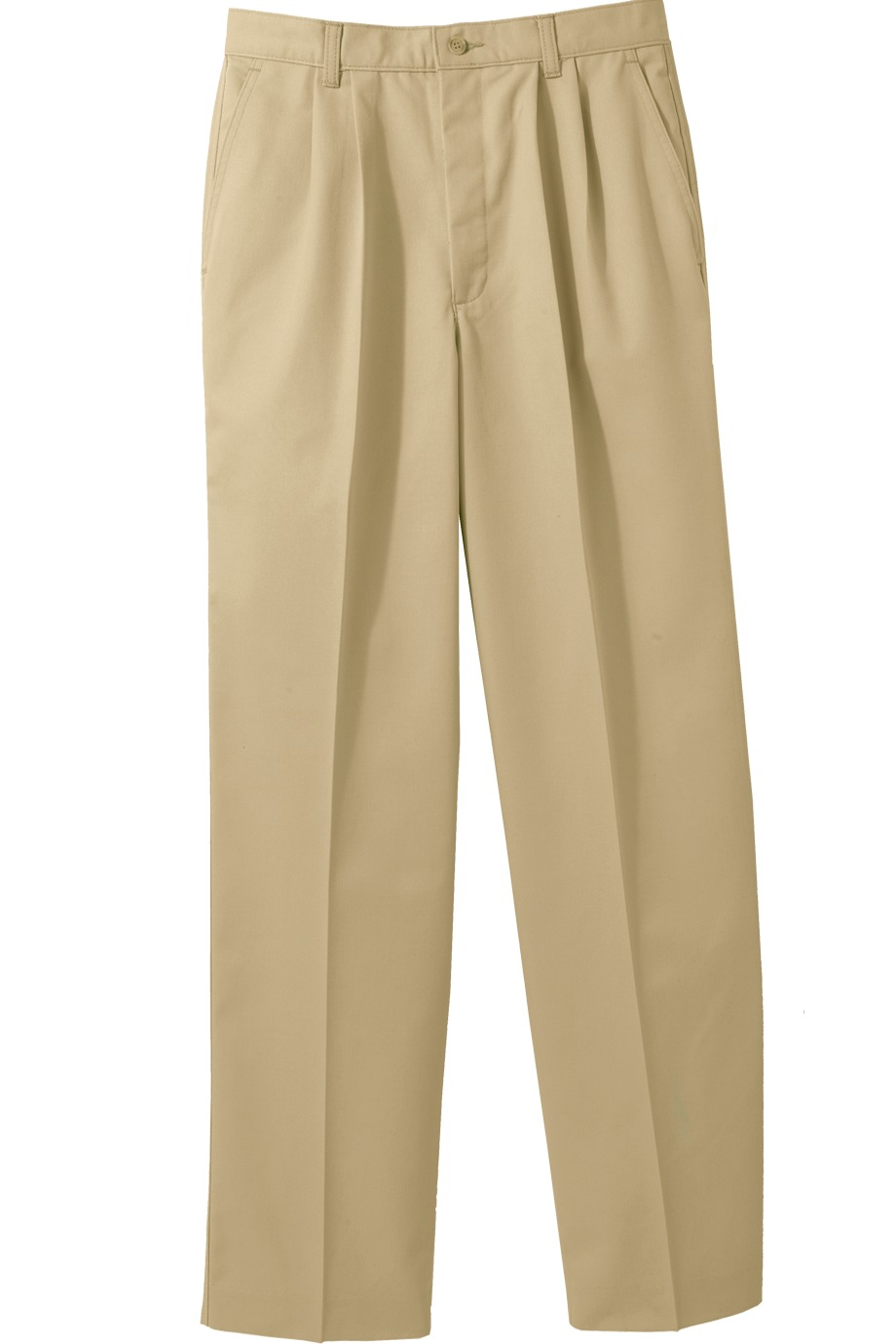 Edwards Garment 2670 - Men's Blended Chino Flat Front Pant