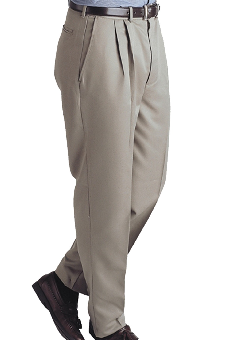 Edwards Garment 2674 - Men's Microfiber Pleated Pant