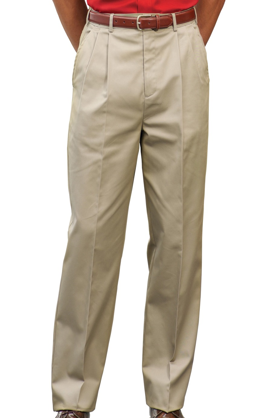 Edwards Garment 2677 - Men's Utility Pleated Pant