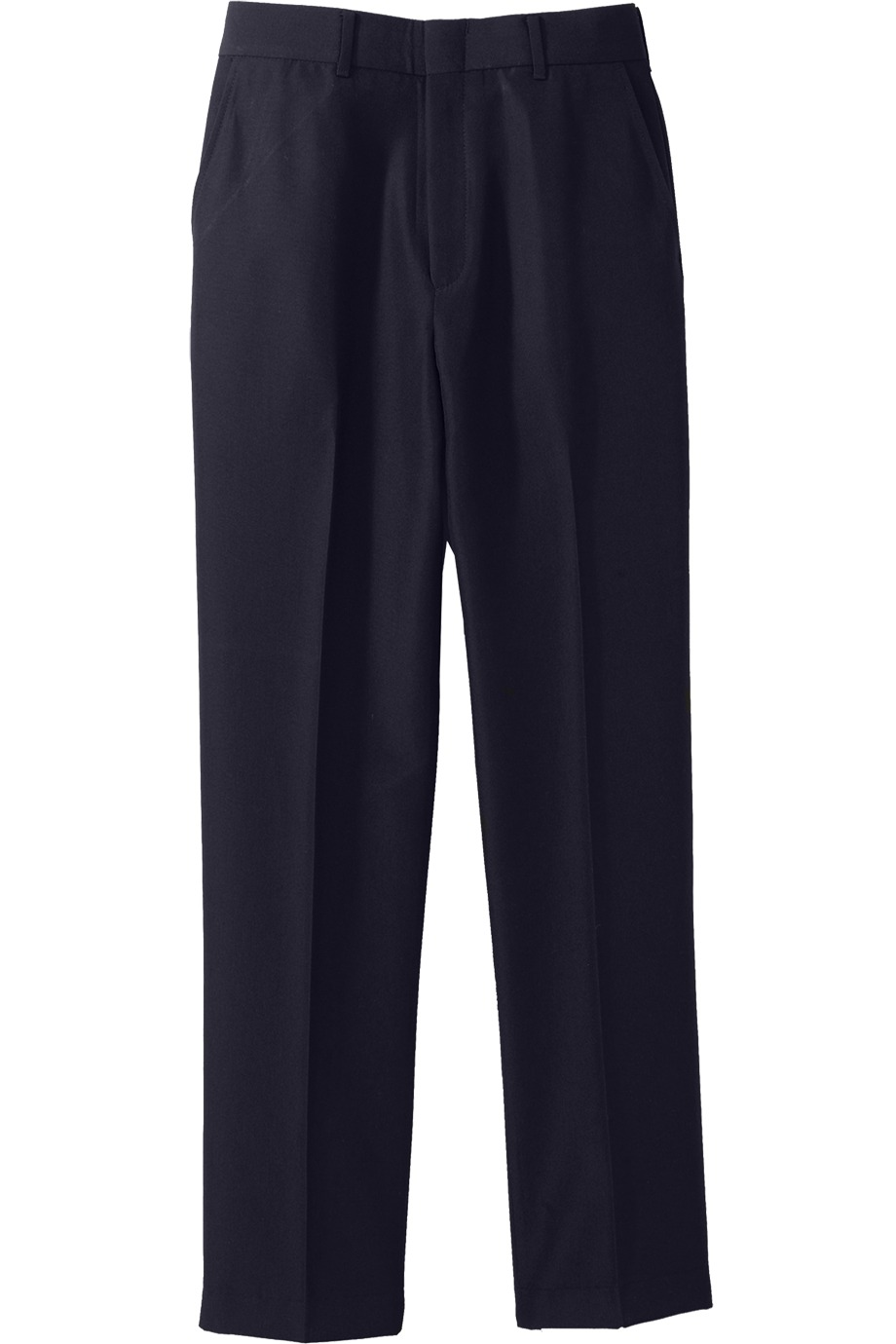 Edwards Garment 2720 - Men's Washable Wool Blend Flat Front Pant