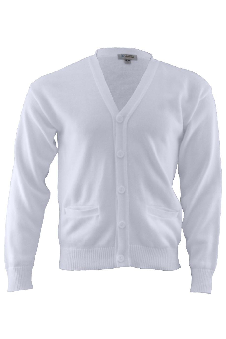 Edwards Garment 350 - V-Neck Pocket Cardigan e05c5c3b5