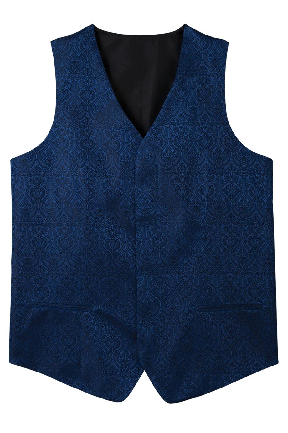 Edwards Garment 4491 - Men's Paisley Vest