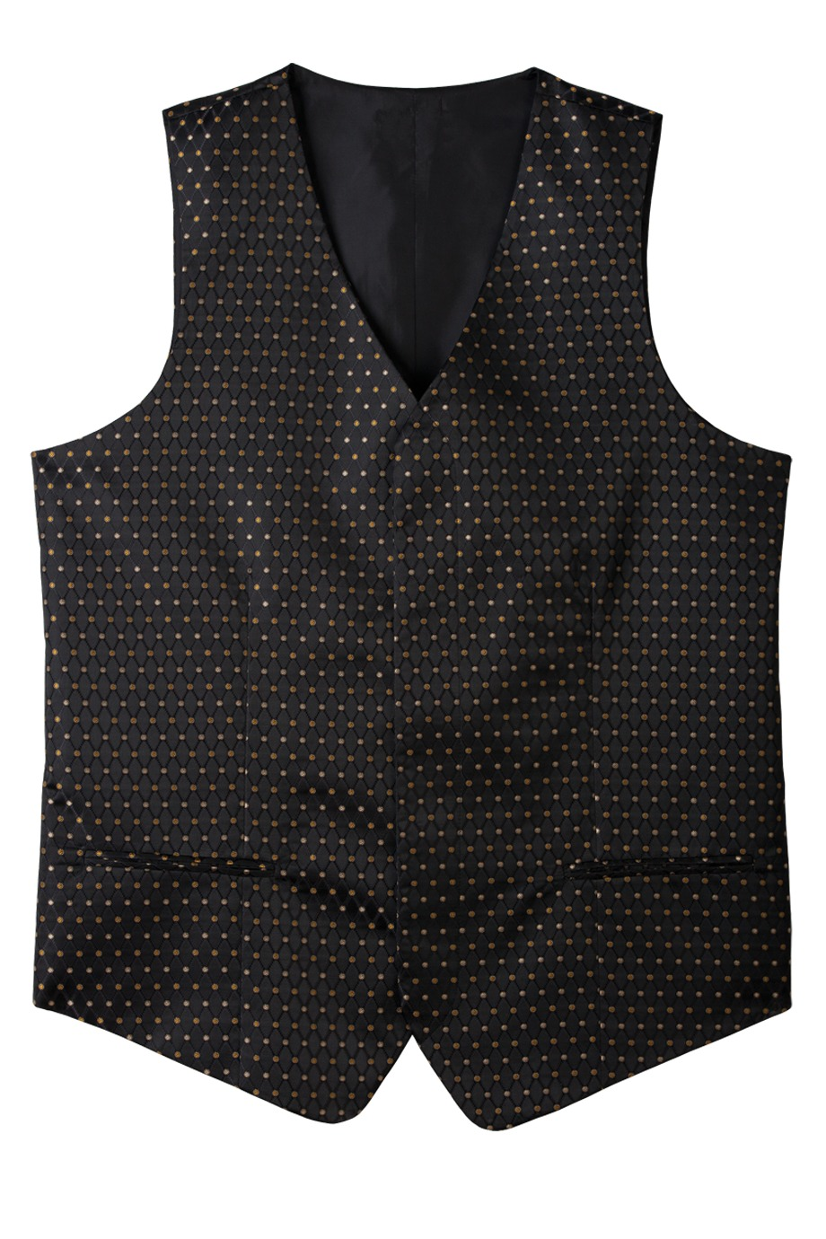 Edwards Garment 4497 - Men's Diamond And Dots