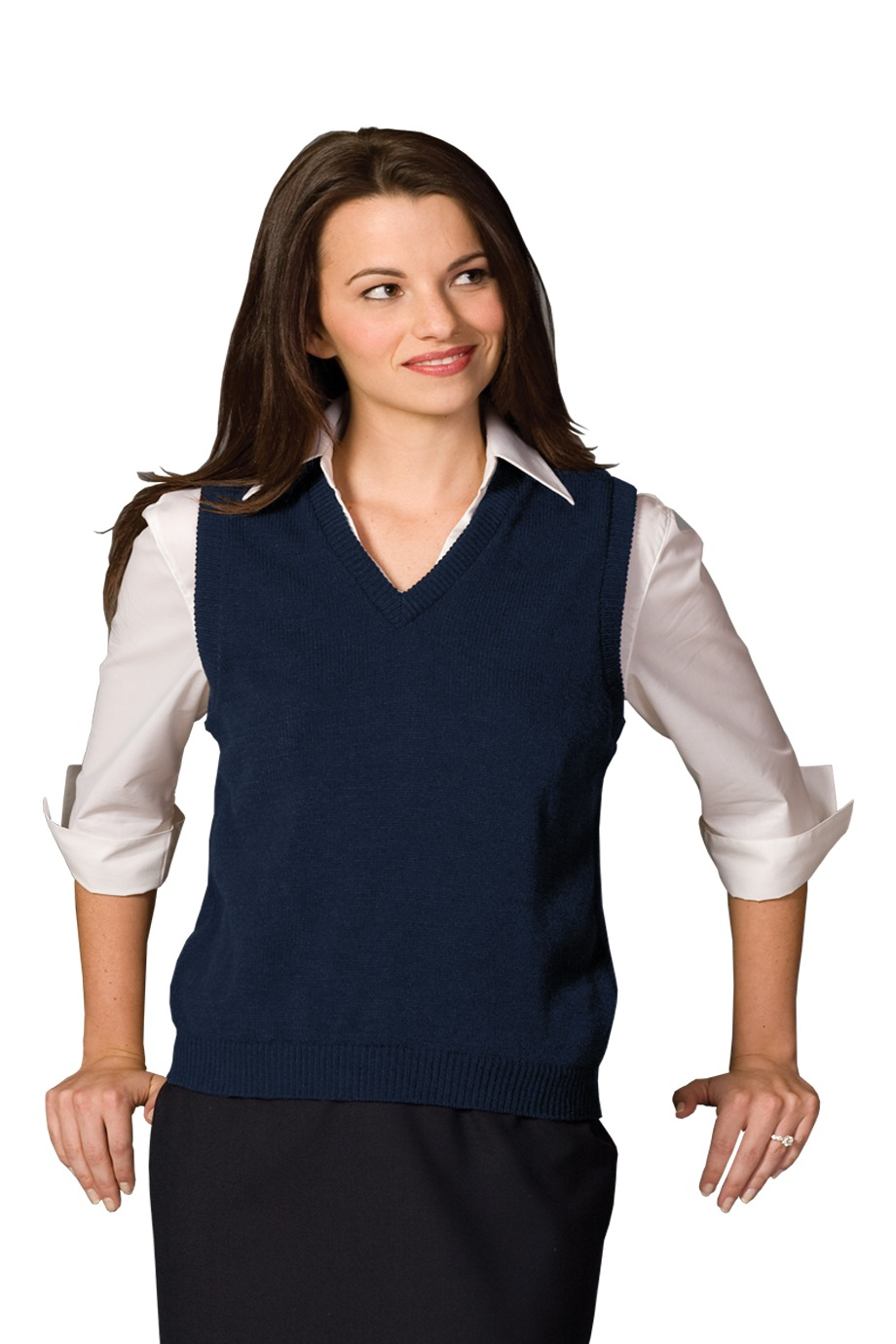 Edwards Garment 461 - Women's V-Neck Vest