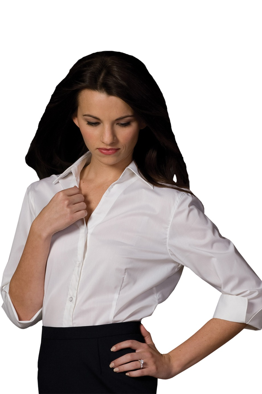 Edwards Garment 5045 - Three Quarter Sleeve Blouse