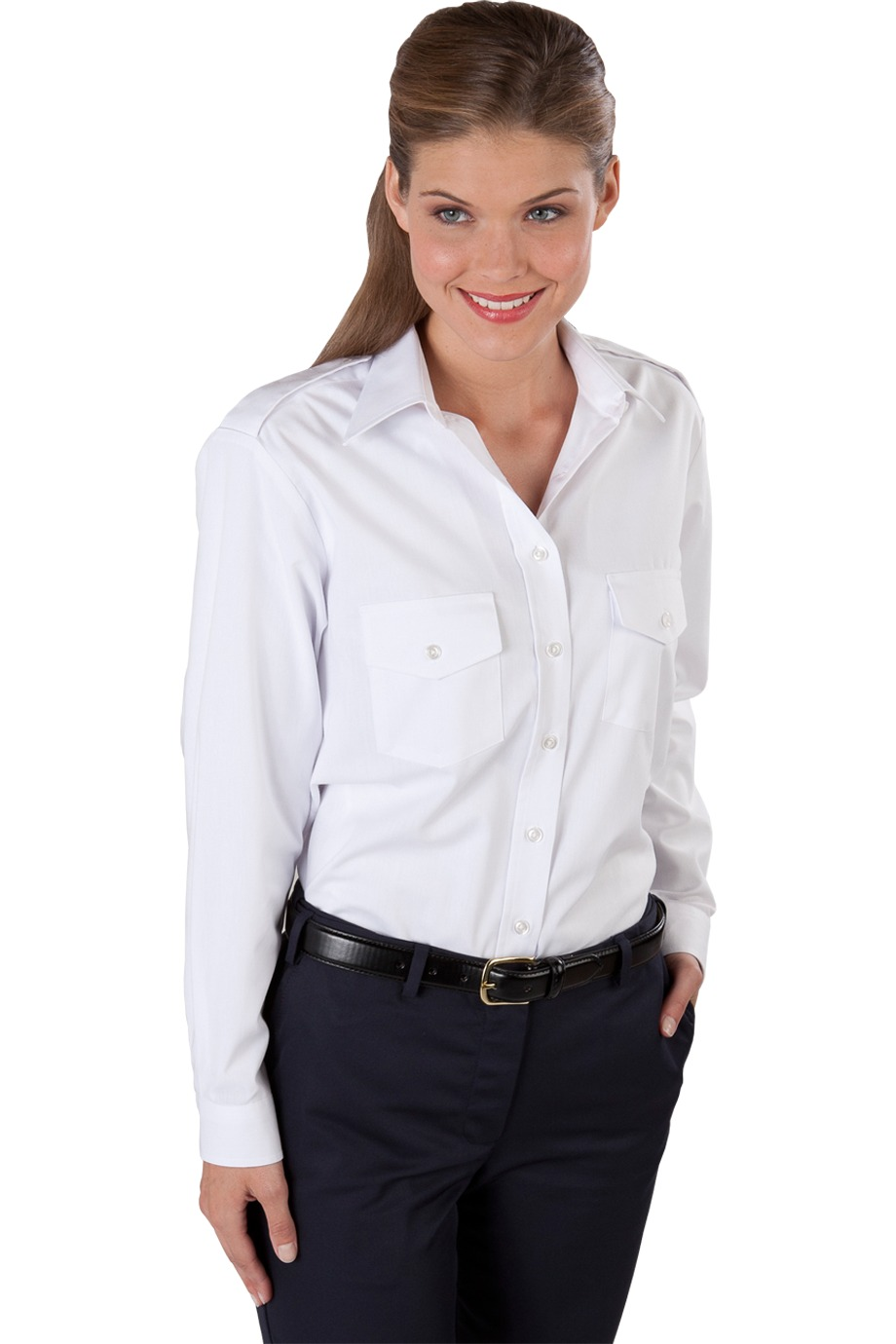 Edwards Garment 5262 - Women's Long Sleeve Navigator ...