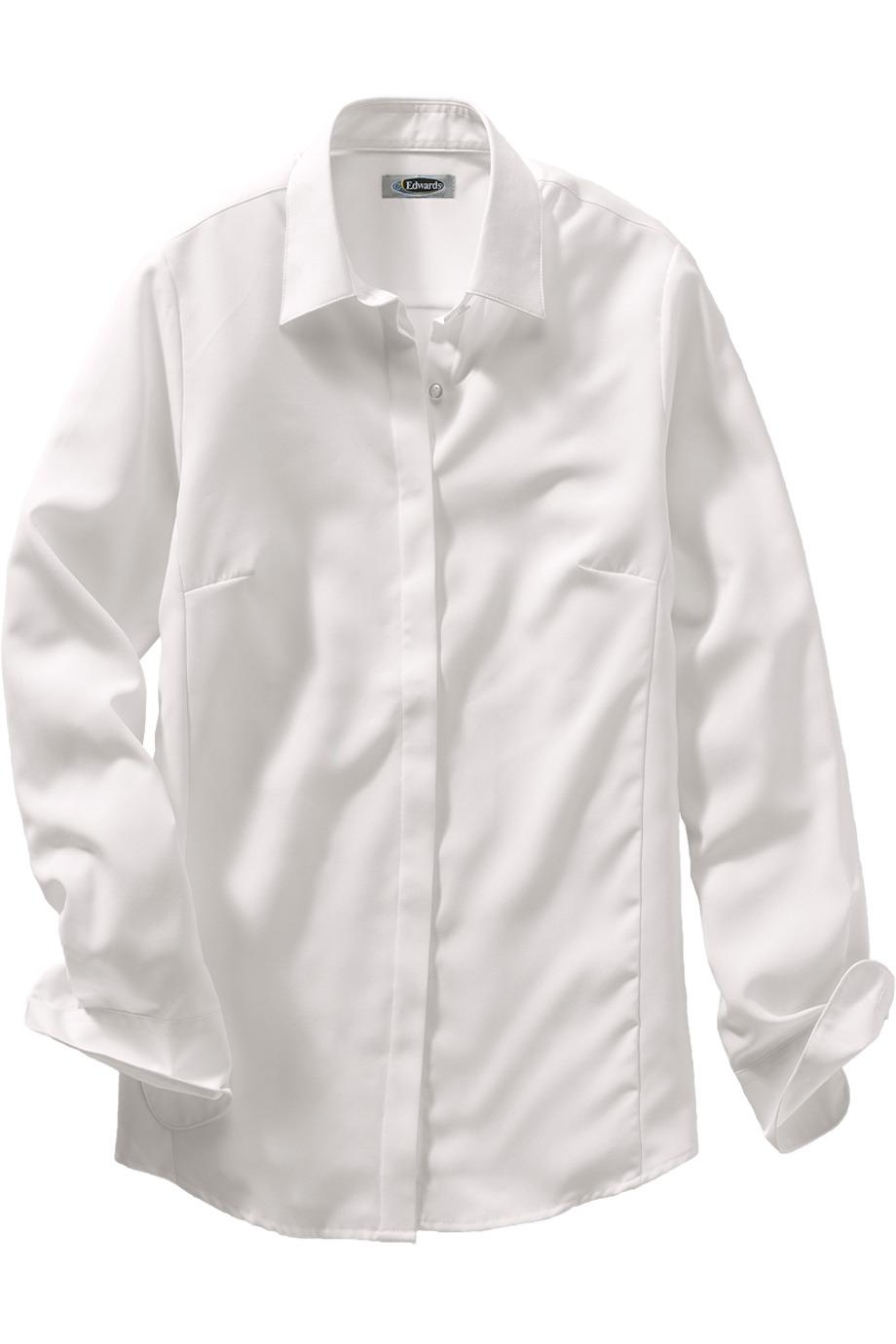 Edwards Garment 5291 - Women's Batiste Cafe Blouse