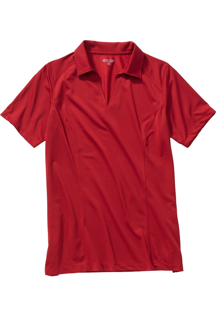 Edwards Garment 5516 - Ladies' Micro-Pique Polo With ...