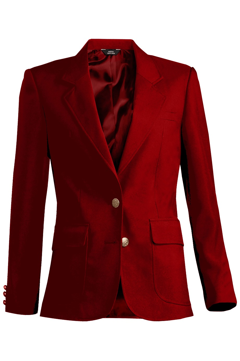 Edwards Garment 6500 - Women's Polyester Blazer