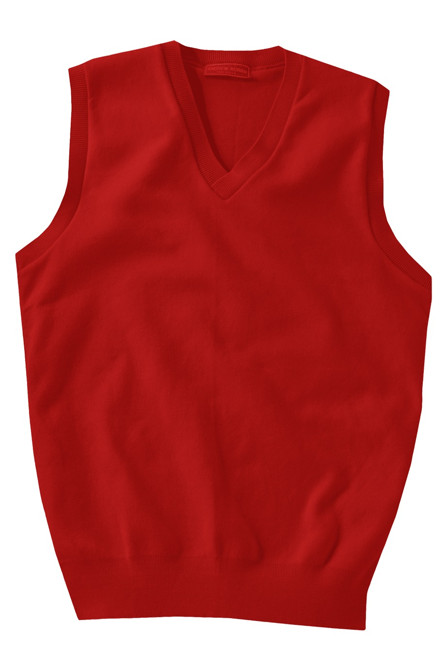 Edwards Garment 701 - Men's Cotton Cashmere V-Neck Vest