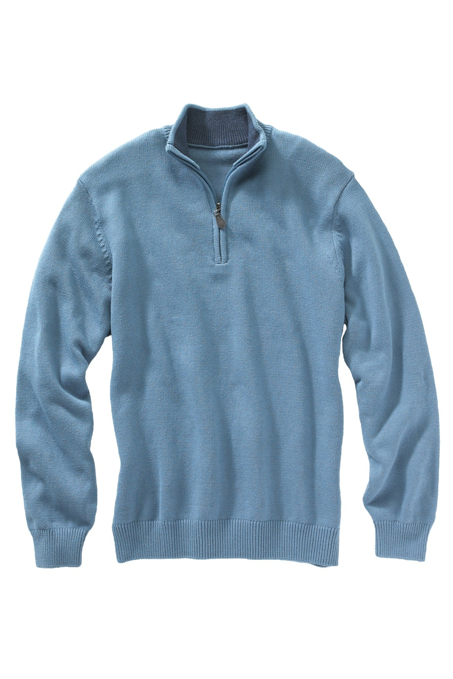 Edwards Garment 712 - Quarter Zip Sweater
