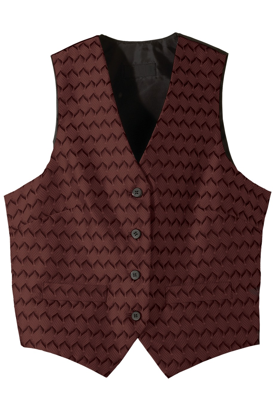 Edwards Garment 7391 - Women's Swirl Brocade Vest