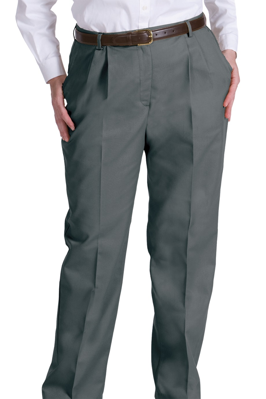 edaa890df4f Edwards Garment 8619 - Women s Business Casual Pleated Pant  29.60 -  Women s Pants