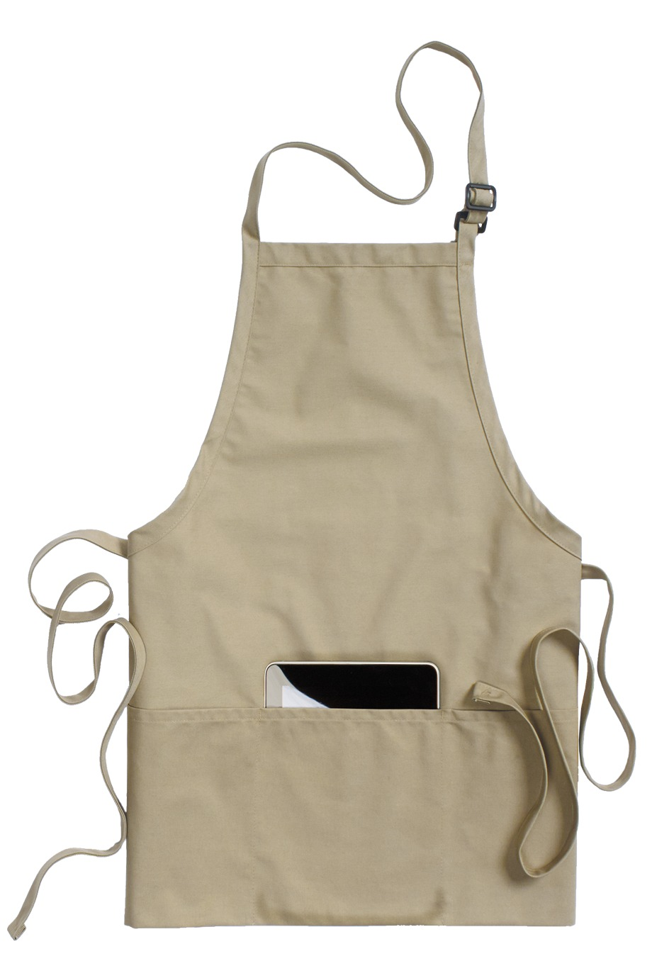 Edwards Garment 9002 - Bib Apron With Pockets