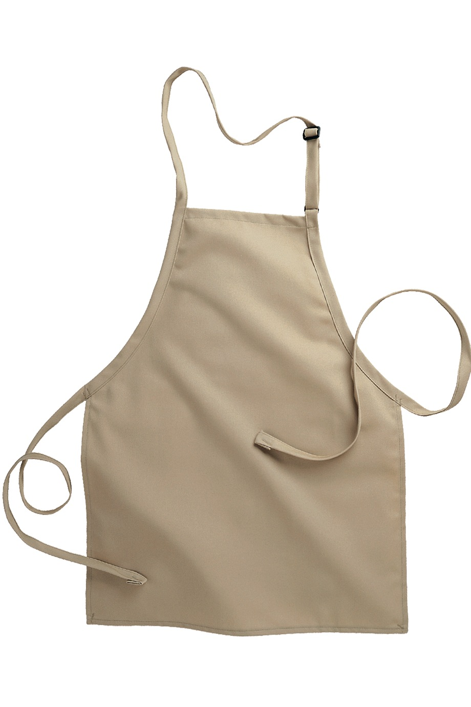Edwards Garment 9004 - Bib Apron Without Pockets