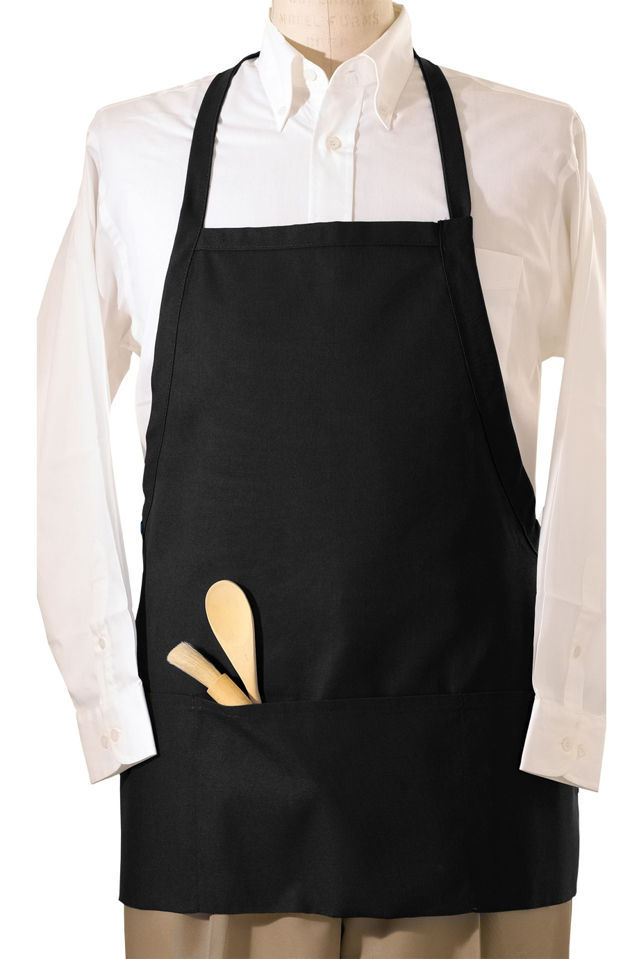 Edwards Garment 9010 - E-Z Slide Bib Apron