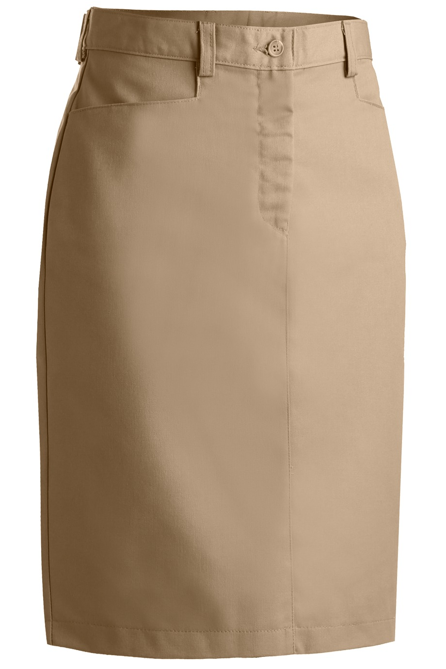 Edwards Garment 9711 - Women's Chino Skirt