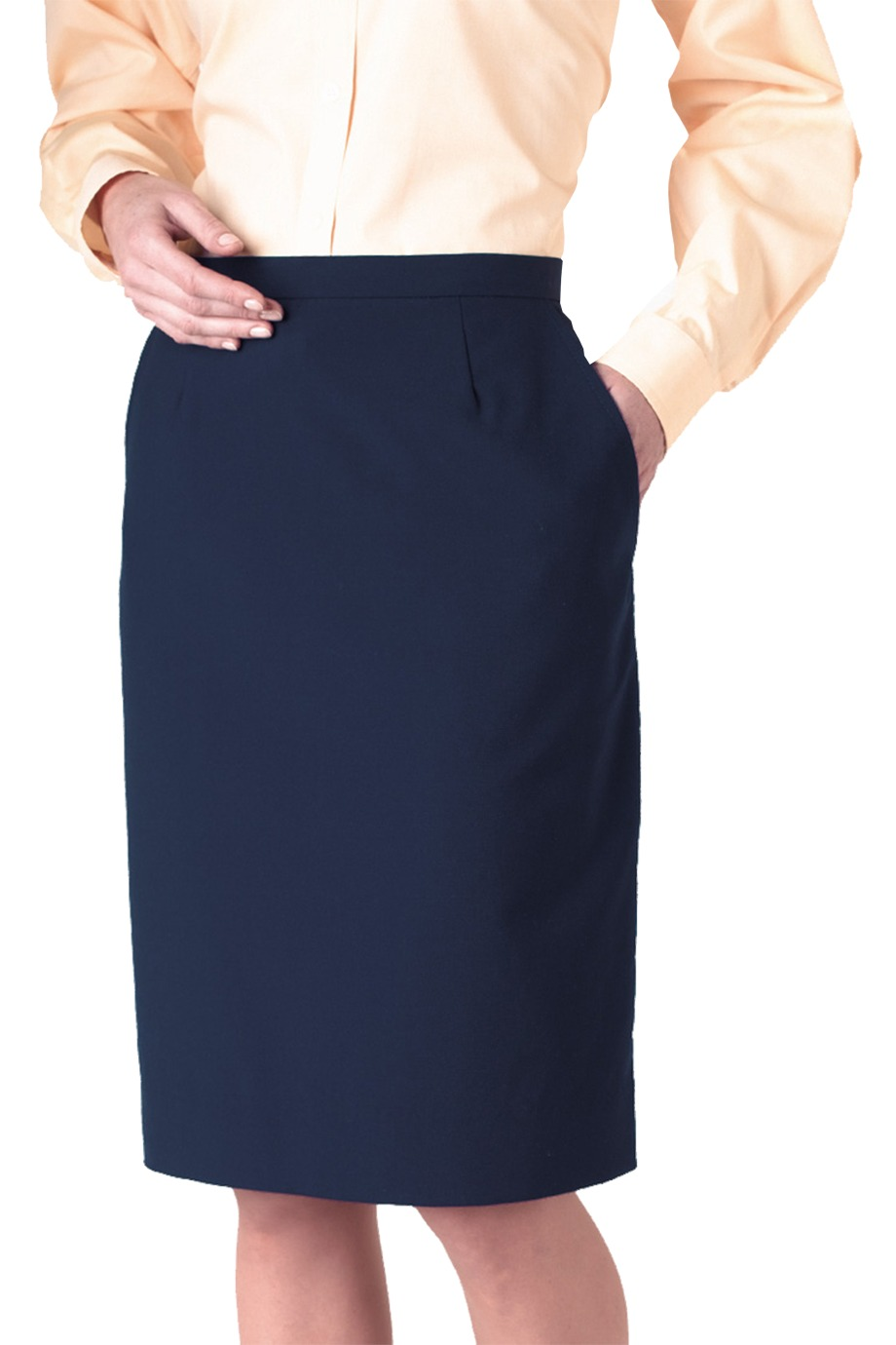Edwards Garment 9731 - Women's All Cotton Skirt