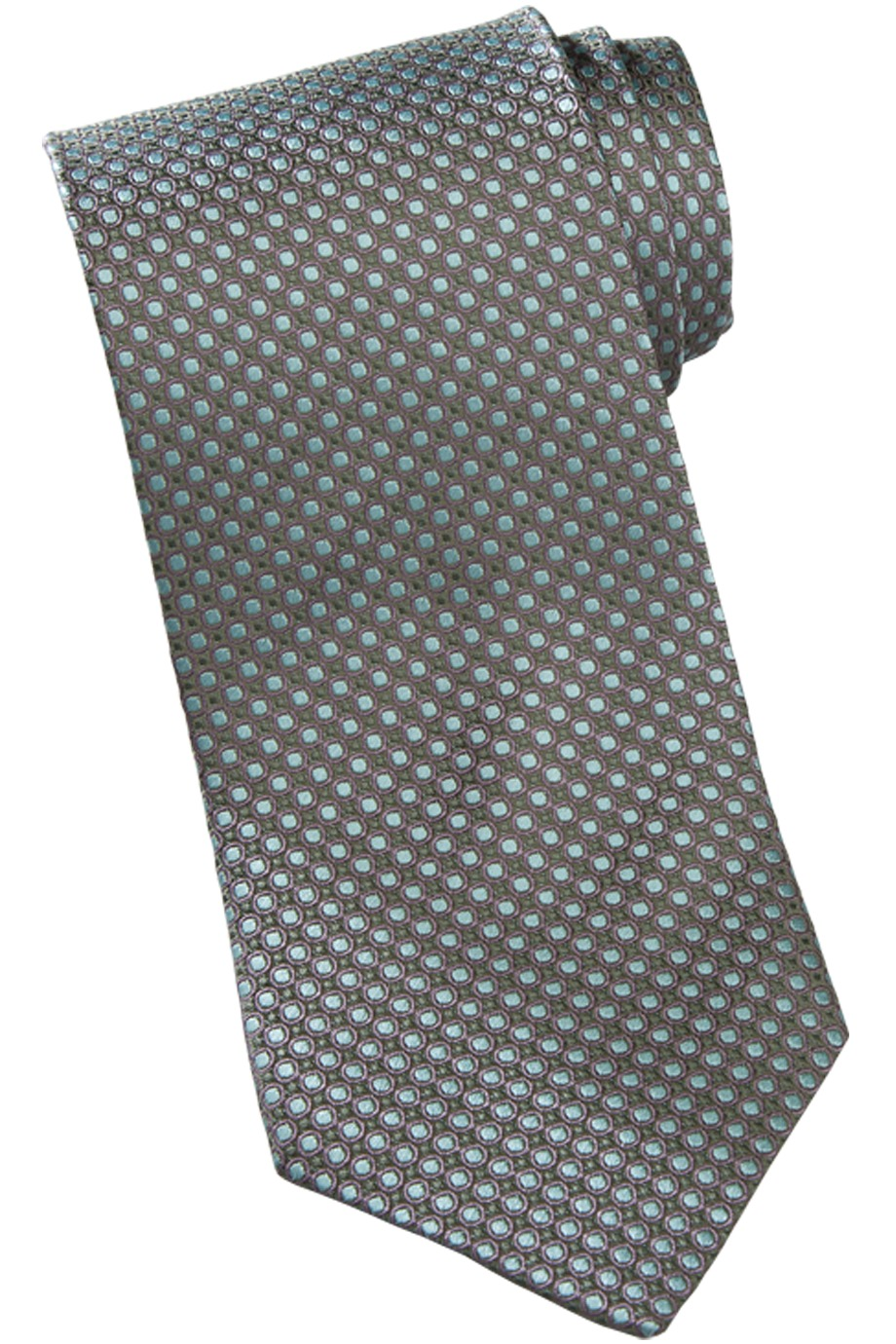 Edwards Garment CD00 - Circles And Dots Tie