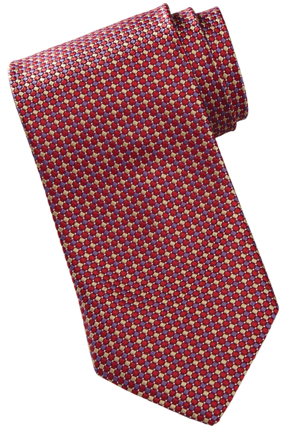 Edwards Garment MD00 - Men's Mini-Diamond Pattern Tie