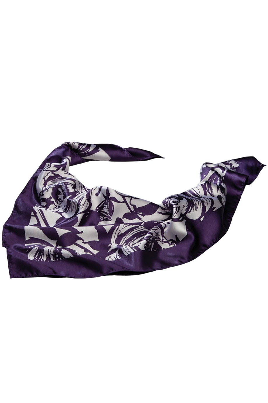 Edwards Garment SC52 - Floral Scarf