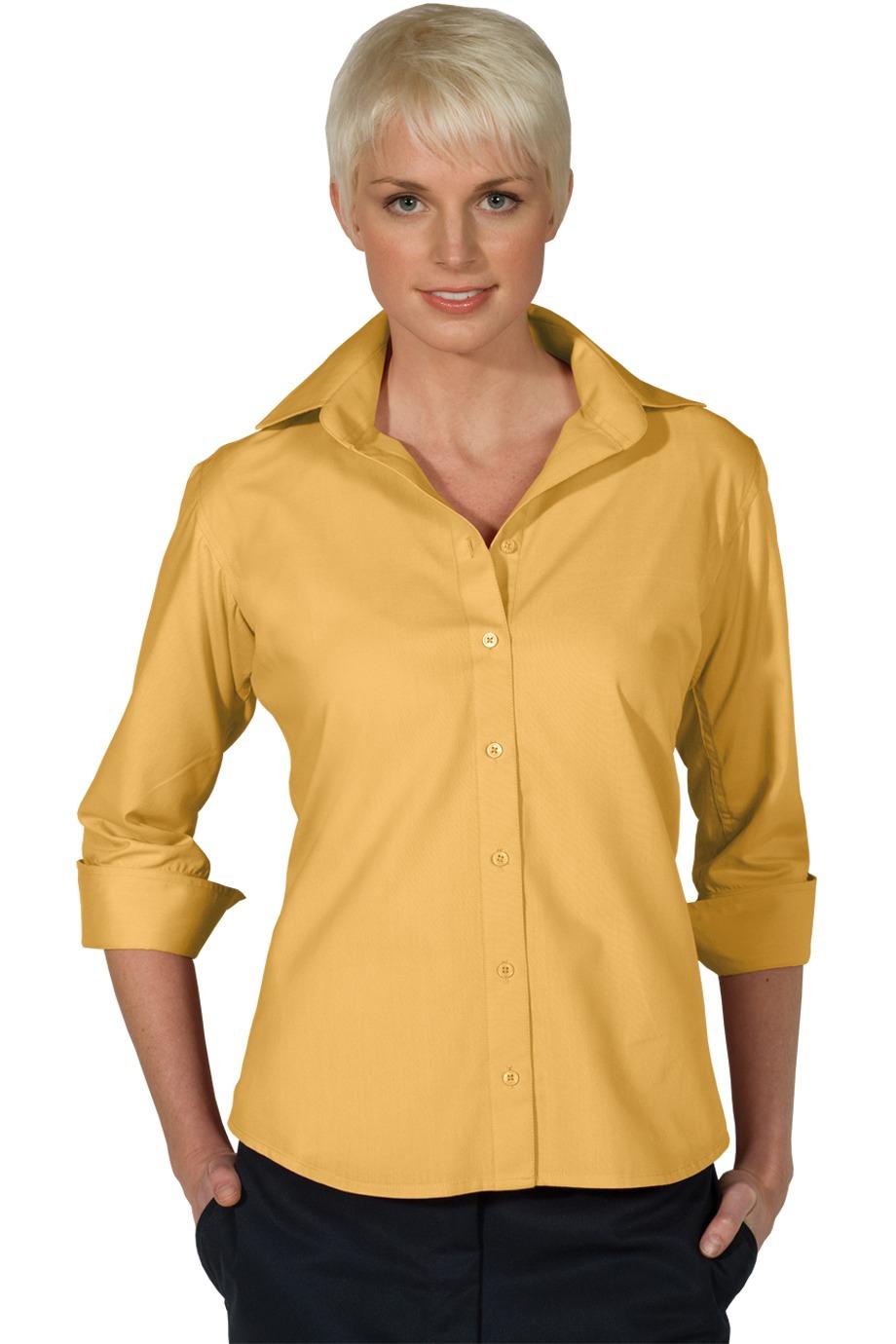 Edwards Garment 5040 - Three Quarter Sleeve Blouse