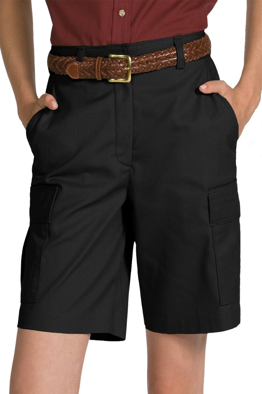 Womens redhead cargo shorts