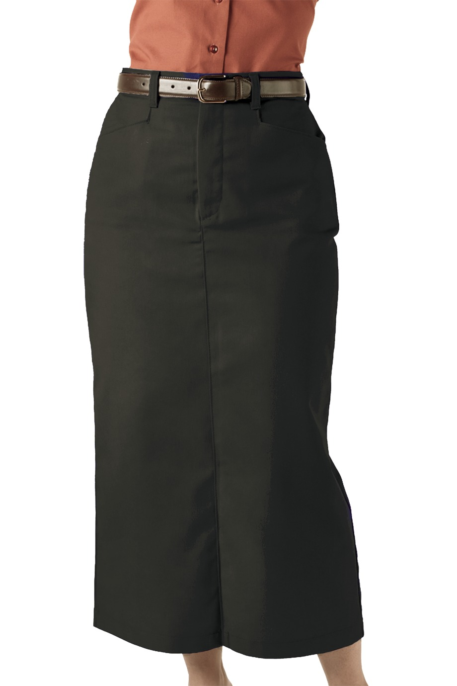 Edwards Garment 9779 - Women's Chino Skirt