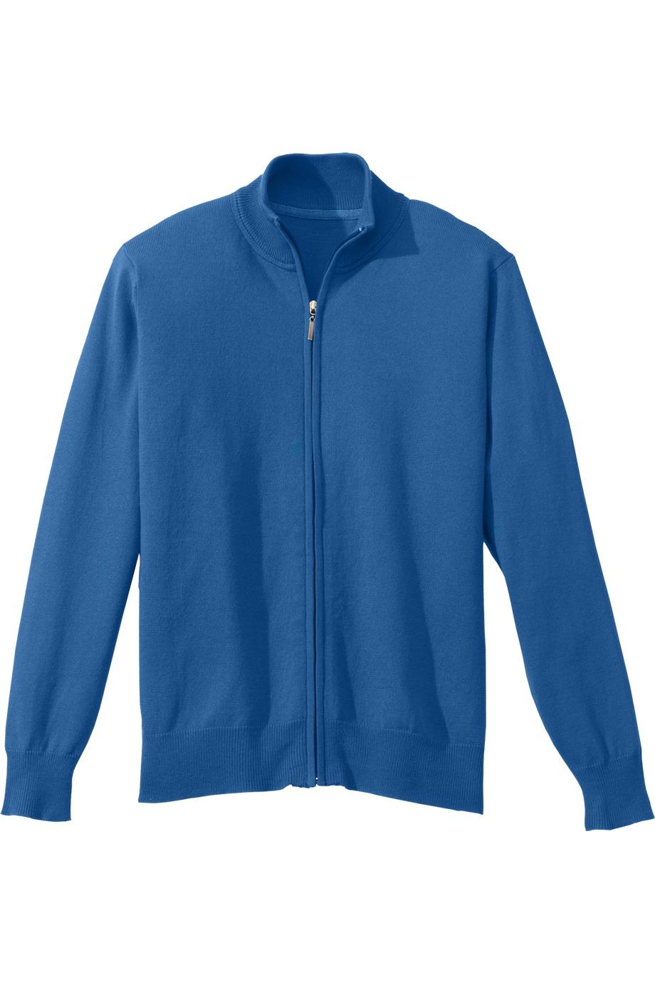 Edwards Garment 064 - Women's Full Zip Cardigan
