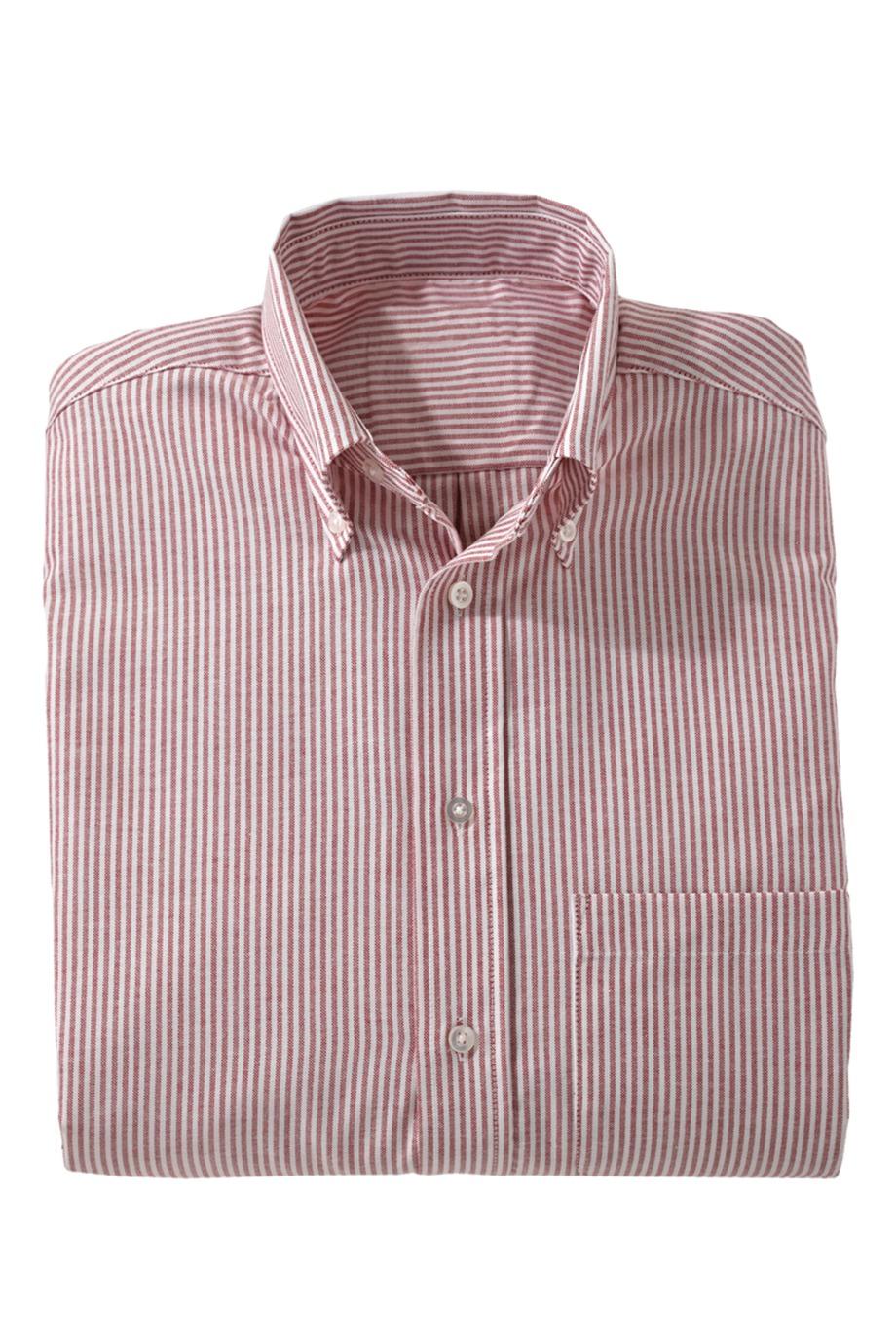 Edwards Garment 5027 - Women's Short Sleeve Dress Button Down Oxford