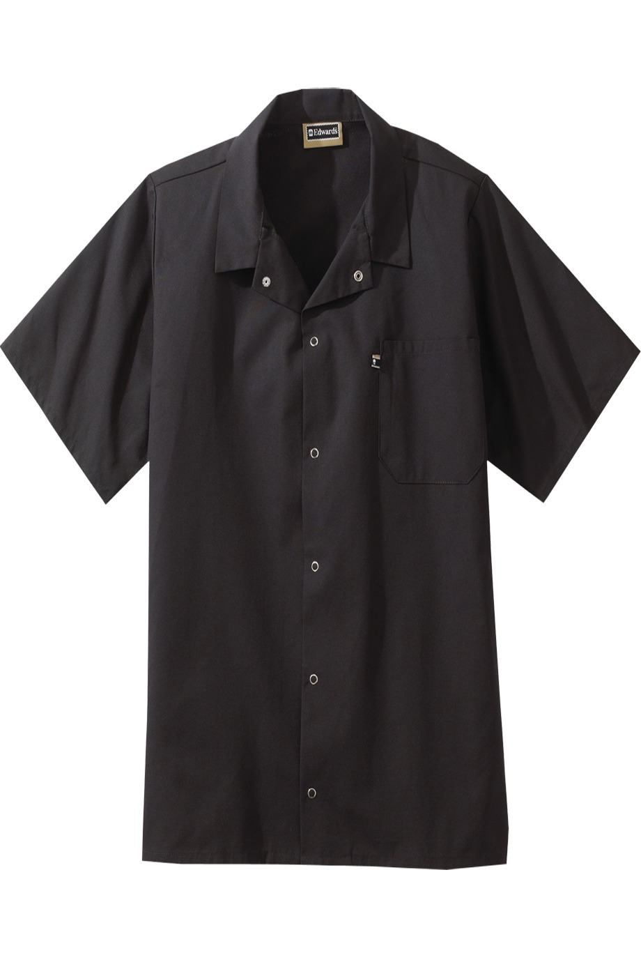 Edwards Garment 1302 - Snap Front Utility Shirt