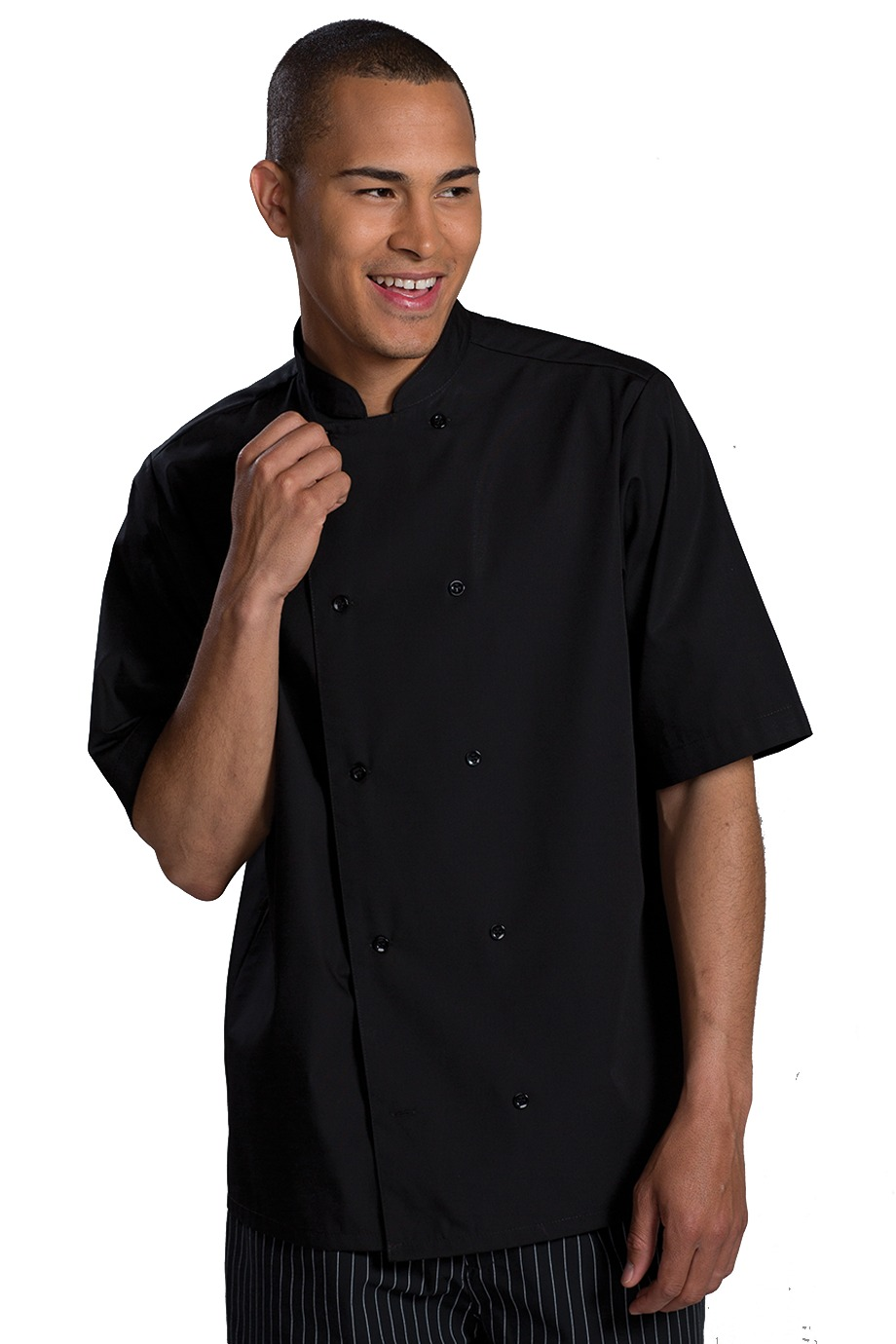 Edwards Garment 1350 - Double Breasted Server Shirt