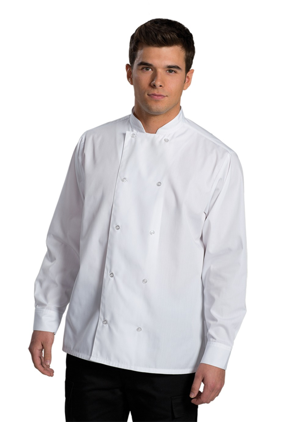 Edwards Garment 1351 - Double Breasted Server Shirt