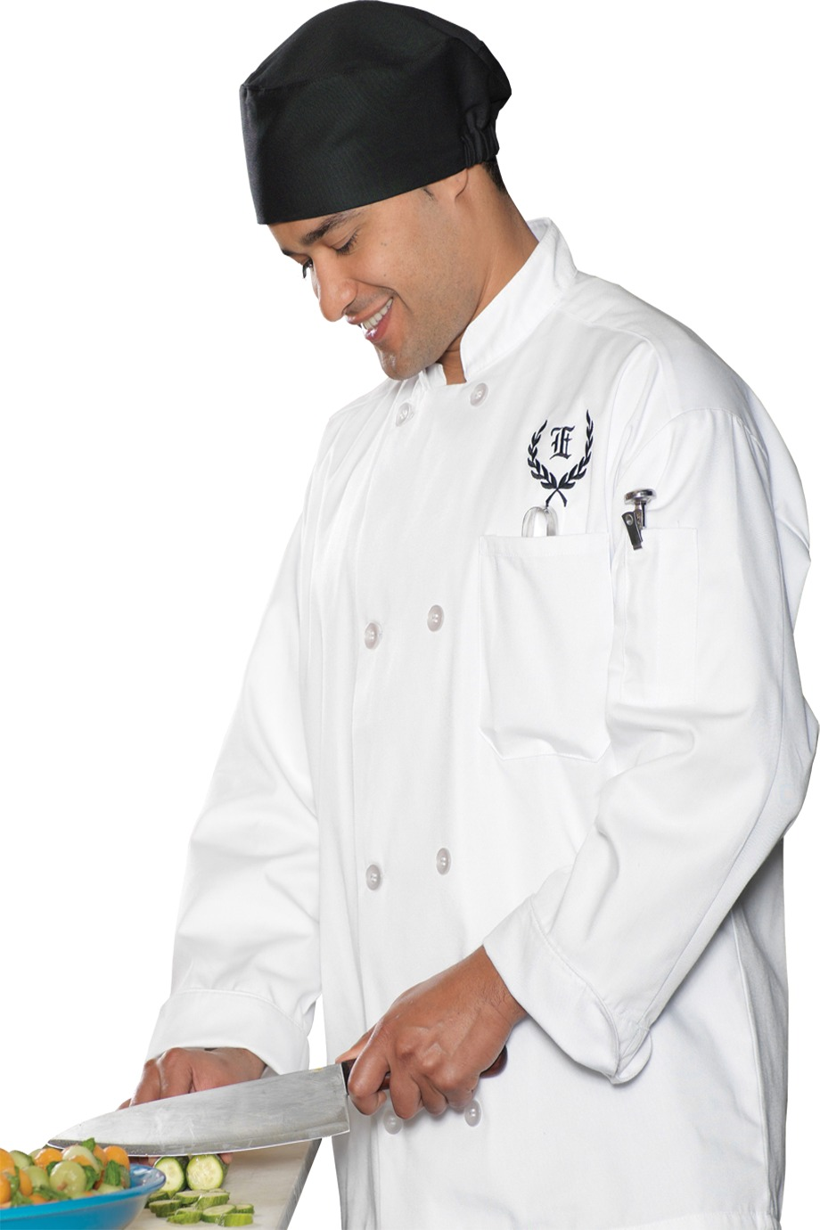 Edwards Garment 3300 - Chef Coat