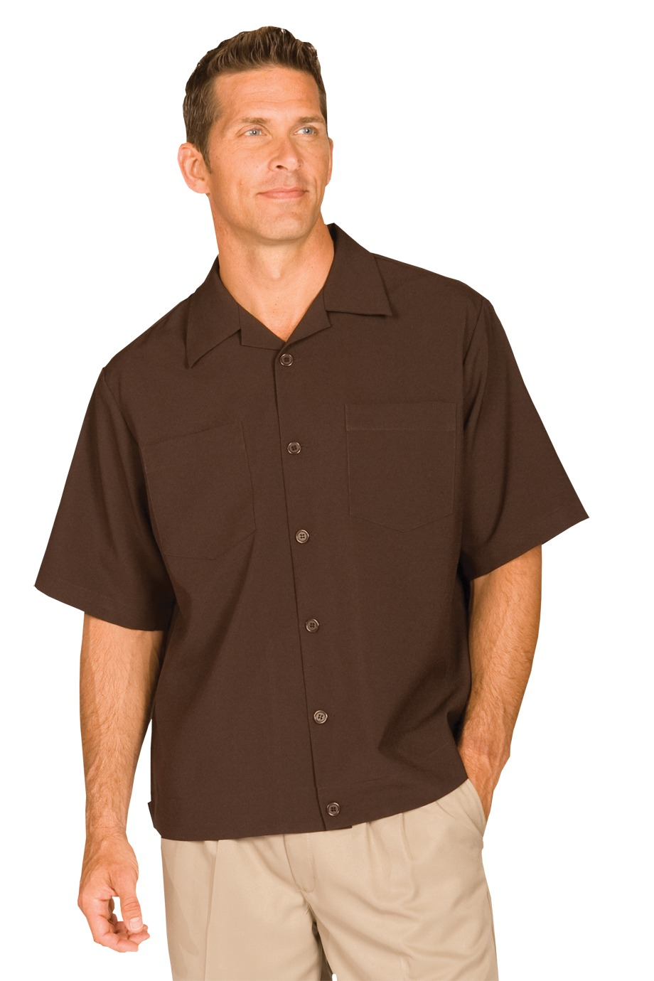 Edwards Garment 4279 - Men's Servive Jack Shirt