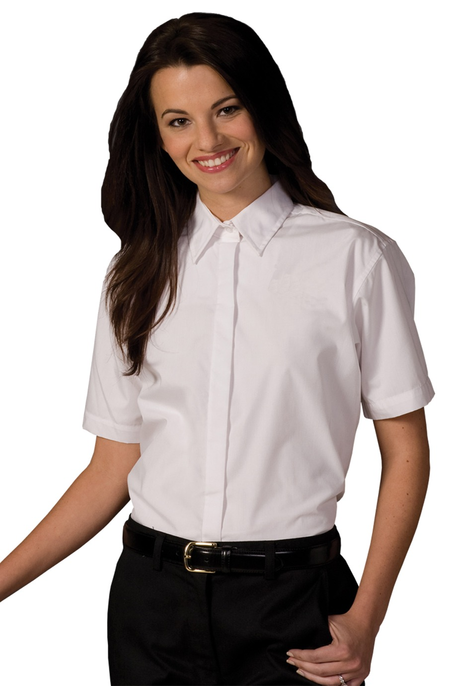 Edwards Garment 5240 - Women's Short Sleeve Cafe Shirt